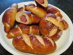 Gelaugte Buttermilchstangen   Slava.com.de   Bloglovin'