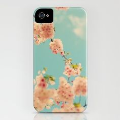 Splash of Pink iPhone Case by Alicia Bock