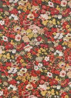 Liberty tana lawn fabric Thorpe 6x27 by MissElany on Etsy, $4.15
