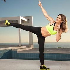 Jillian Michaels' Calorie-Burning Workout - Health.com