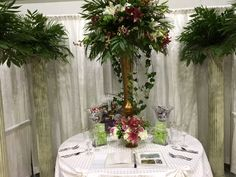 The Finishing Touch at Georgia Bridal Show on 2/7/16 in Augusta