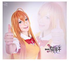 Sonsaku Hakufu: school uniform 3 by Yui-LangLook What the Kat...