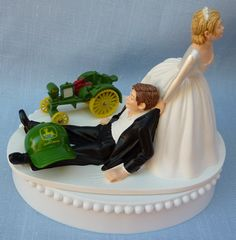 Best John Deere Wedding Cake Toppers Pictures - Styles & Ideas ...