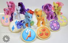 my little pony cookie cutters | For over a month now, I have been planning to make MLP (a.k.a. My ...