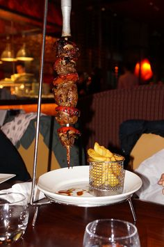 Top halal restaurants in London, UK.