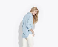 The Chambray Clean Shirt | AYR