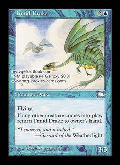 English NM 4x Fledgling Dragon x4 Judgment MTG Magic PLAYSET