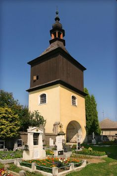 zvonice v Trpíně