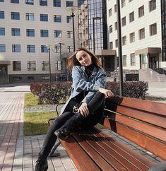 """Ксю👋🏻 on Instagram: """"К любимому универу даже в выходной🤪💗"""""""