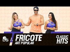 Fricote - Art Popular - Classic Hits Cia. Daniel Saboya (Coreografia) - YouTube