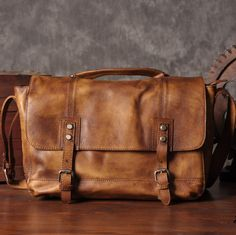 Hand Stitched Leather Messenger Bag, Mens Messenger Bag, Leather Accessories For Men and Women (MT100) sold by LeatherArt. Shop more products from LeatherArt on Storenvy, the home of independent small businesses all over the world.