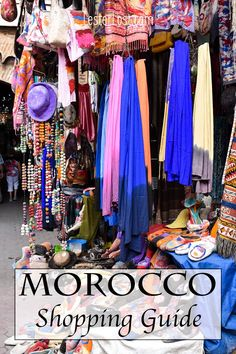 With many trips to Morocco stamped in my passport, I have crafted the ultimate Morocco shopping guide to help you decide what to buy in Morocco Travel | Morocco | Travel Shopping | Marrakech | Chefchaouen | Morocco Travel | North Africa | Morocco Travel Guide | Travel Tips | Marrakesh | Morocco Experience | Morocco Adventure  #morocco #shopping #travelshopping
