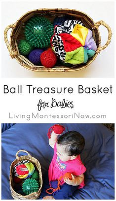 Blog post at LivingMontessoriNow.com : My granddaughter is now 8 months old, and we're still having a great time with Montessori treasure baskets. Today, I want to share one of my[..]