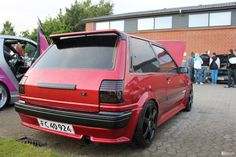Toyota Starlet Ep71 Sport Turbo Intercooler 1985 Picture 10