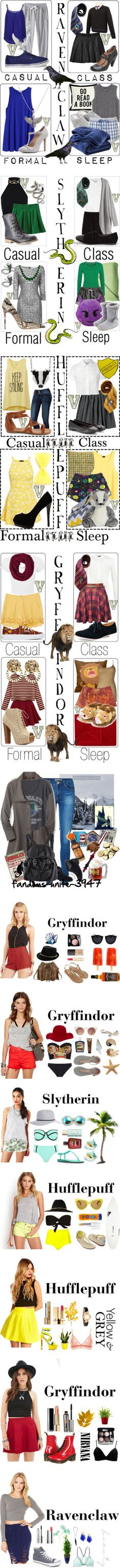 Hogwarts 2 by staytrue2u98 on Polyvore