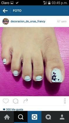 Simple Nail Designs, Pedicure, Nail Art, Nails, Beauty, House, Work Nails, Nail Art Designs, Polish Nails