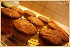Riki-süti: Almás-répás muffin - diétás