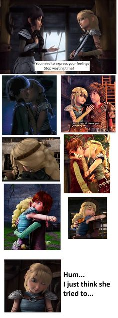 Heather has no idea how often Astrid has actually expressed her feelings for Hiccup Httyd Dragons, Dreamworks Dragons, Dreamworks Animation, Disney And Dreamworks, Hiccup Y Astrid, Hiccup And Toothless, Toothless Dragon, Dragon 2, Dragon Rider