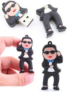 Gangnam flash drive