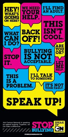 How bystanders can speak up and get involved.