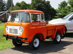 The Jeep Forward Control was a truck produced by Willys and then Kaiser Jeep from 1956 to 1965.