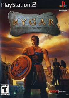 Rygar - PlayStation 2 Game Includes Sony original game disc in case and may come with the original instruction manual and cover art when available. All PlayStation 2 games will play on any and Playstation 2, Nostalgia, Game Of The Day, Warriors Game, New Video Games, God Of War, I Am Game, Cyberpunk, Princesses