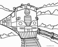 How to Draw Steam Engines in 7