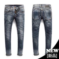 >> Click to Buy << Denim Mens Jeans Sale Fashion Men Stretch White Skinny Jeans For Men Slim Fit Jean Homme Pantalones Vaqueros Hombre Marca 215 #Affiliate
