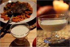 U nás na kopečku: ... domácí majonéza bez vajec ... Glass Of Milk, Panna Cotta, Dinner, Cooking, Ethnic Recipes, Food, Diy, Dining, Kitchen