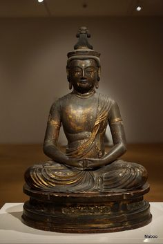 A Buddha in the Rijksmuseum - visit if you can - marvellous!