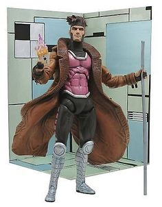 Diamond-Select-Toys-Marvel-Select-Gambit-Action-Figure