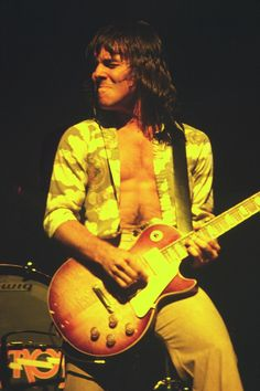 Ronnie Montrose- Van Morrision  Guitarist