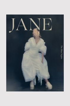 The Blue NightsProduced and developed independently issue nine of JANE features 348 pages of analogue photographic work, art, editorial, and poems.Shot entirely on film, issue nine of JANE is dedicated to the stillness, the softness, and the silence. To the reclaiming of our essence and to being brave enough to revolt