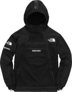 7c1213db65 Supreme TNF The North Face Steep Tech Hooded Sweatshirt Black Size L box  logo