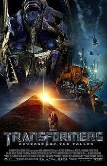 Transformers Revenge Of The Fallen Wikipedia Transformers Movie Revenge Of The Fallen Transformers Poster