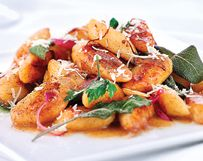 Wisconsin Parmesan Gnocchi with Brown Butter and Sage | Wisconsin Milk Marketing Board