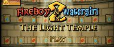 Los juegos friv de agua y fuego, o fireboy y watergirl