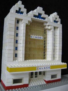 1960s Lego 1960s, Lego, Cinema, Traditional, Outdoor Decor, Home Decor, Movie Theater, Homemade Home Decor, Movies