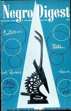 Negro Digest, December 1969