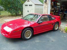 Used 1988 Pontiac Fiero GT