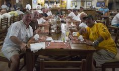 Family and friends! Gourmet dinning, good times, Guatemala fishing lodge