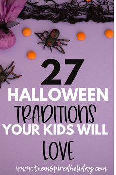 Halloween is quickly approaching. Here's a list of 27 wonderful Halloween activities to try with your kids this year. Help make this a memory making Halloween for everyone with these fabulous idea. Make new Halloweent traditions that your family will love! Halloween Traditions, Halloween Activities, Halloween This Year, Halloween Boo, Traditions To Start, For Everyone, Autumn, Memories, Traditional