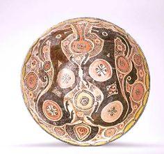 Vente Christies 04/04 2006 Islamic Decor, Islamic Art, Pottery Designs, Spanish, Symbols, Sculpture, Life, Vintage, Light House