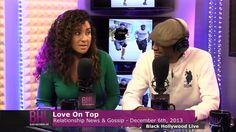 BHL: Love On Top – In this episode Black Hollywood Live hosts Spicy Mari, Kevin John and Drea Renee discuss relationships for the week of December 6th, 2013. Also joining the conversation is special guest celebrity trainer Don-A-Matrix. They discuss the pros & cons of an active love life, Jay Z and Beyonce going vegan until Christmas, Don-A-Matrix vs. Dominatrix, pros & cons of being in a relationship from a health view point, and how working out affects your sex and personal ...