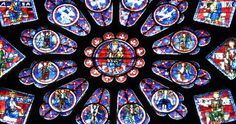 Discover the historic town of Chartres with its magnificent cathedral on this day trip from Paris. Enter UNESCO World Heritage-listed Chartres Cathedral with your guide to marvel at the remarkably preserved stained glass and see some of the best exam French Gothic Architecture, Portugal Vacation, Day Trip From Paris, France Europe, Lonely Planet, Tour Guide, Stained Glass, Planets, Cathedral