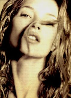 Kate Moss for #Allure 1994 shot by Herb Ritts, Makeup by Me. Xo Carol (Source: danzigergallery.com)