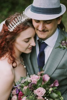 Family Focused and Nature Inspired Wedding in Cornwall