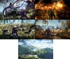 The Witcher 3: Wild Hunt Images Released