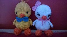 Mr en Mrs duckkie