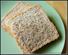 Happy Home Baking: Simple Wholemeal Bread